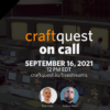 CraftQuest on Call 29: Nuxt & Sprig Playground